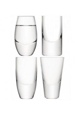 Набор рюмок для водки Lulu - 6876