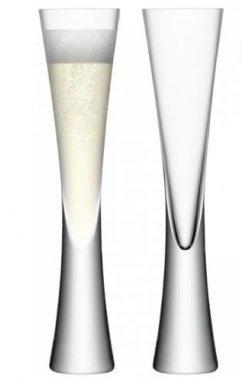 Набор бокалов для шампанского Moya - 6882