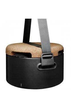 Угольный настольный гриль BergHOFF 35 см Черный (2415601)