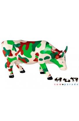 Коллекционная статуэтка корова Fatigues - 3929
