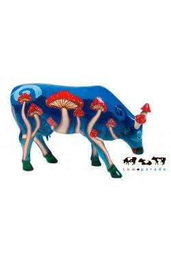 Коллекционная статуэтка корова Magic Mushy - 4303