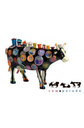 Коллекционная статуэтка корова Moo Potter - wos4673