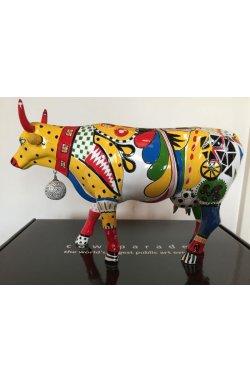 Коллекционная статуэтка корова Kick - 5821