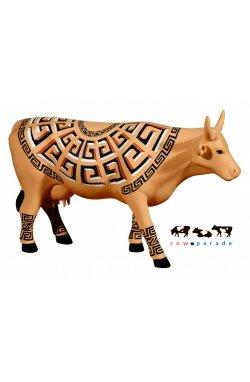 Коллекционная статуэтка корова Marajoara - 6683