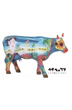 Коллекционная статуэтка корова Frida vai ? Canc?n - 6684