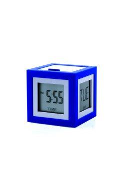 Будильник Cubissimo, синий - 805