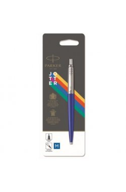 Ручка шариковая Parker JOTTER 17 Plastic Blue CT BP блистер 15 136