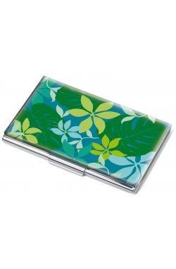 Визитница Green Jungle на 11 карточек - 3447