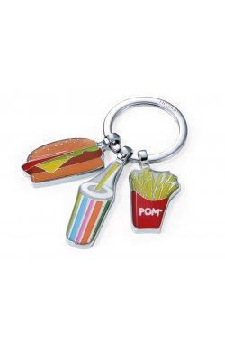 Брелок I love burgers - 1270