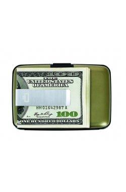 Визитница OGON Stockgolm Money Clip, темно-серая - 1336