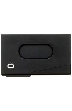 Визитница OGON One Touch, черная - 1349