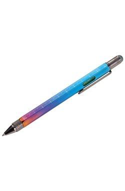 Ручка шариковая Construction, мультиколор - 5781