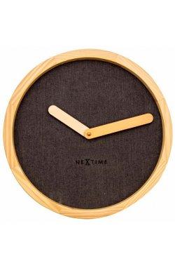 """Часы настенные """"Calm Brown"""" - 591"""