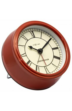 """Часы настольные """"Small Amsterdam Red"""" - 500"""