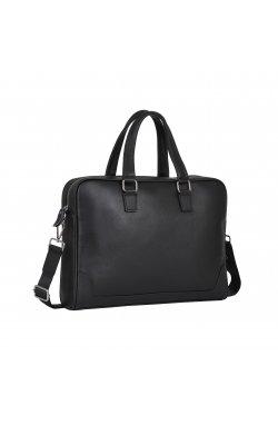 Сумка Tiding Bag A25-9905A - Натуральная кожа, черный