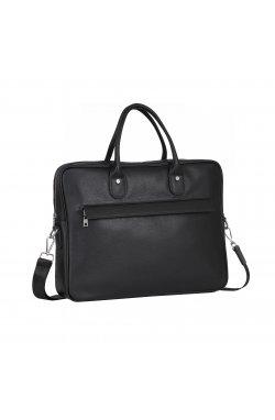 Сумка Tiding Bag A25-17611A - Натуральная кожа, черный