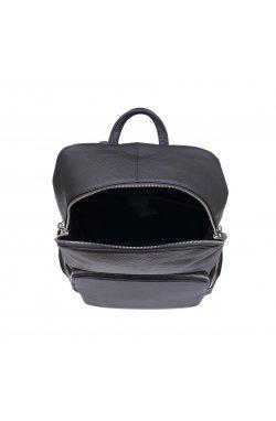 Рюкзак Tiding Bag B3-181A - Натуральная кожа, черный