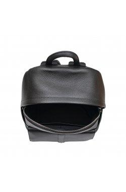 Рюкзак Tiding Bag B3-172A - Натуральная кожа, черный
