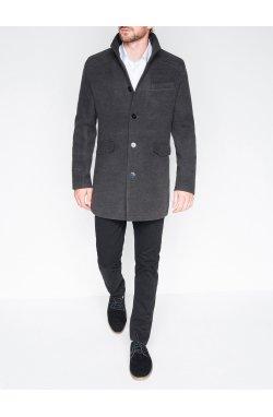Men's coat VICTOR - Темно- Серый