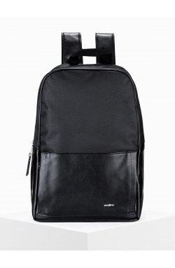 Men's backpack A026 - черный
