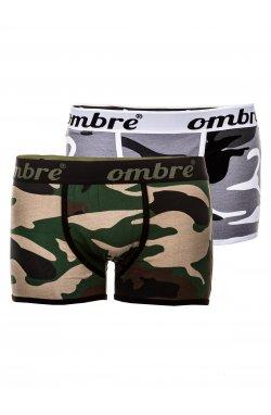 Men's underpants U02 - камуфляжный 2-pack