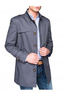 Men's coat C269 - Серый