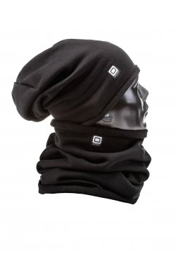 Men's snood A063 - черный