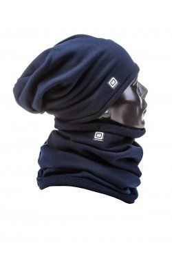 Men's snood A063 - Синий