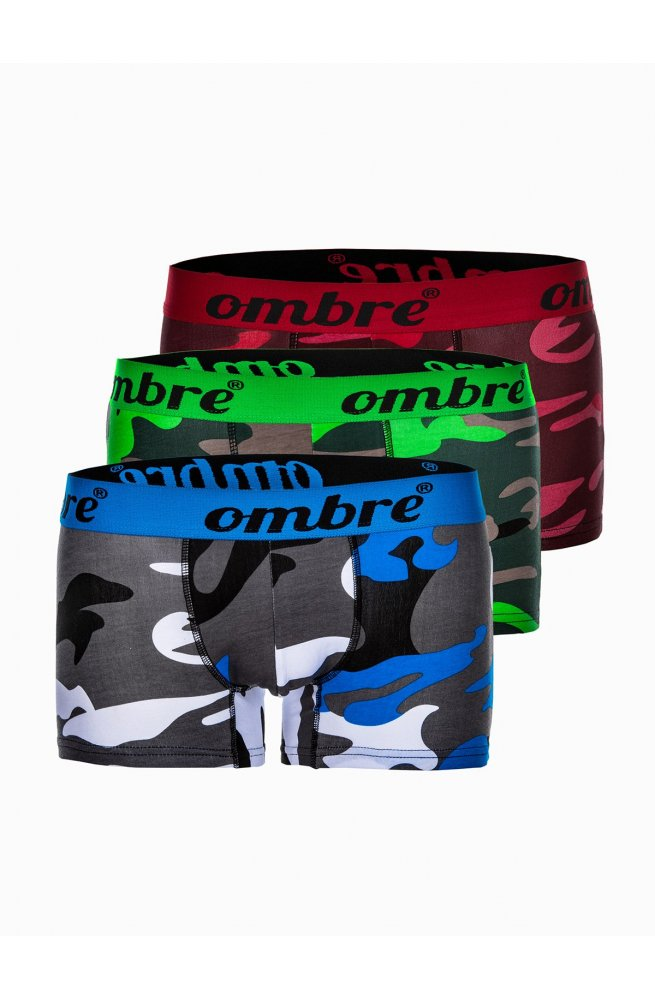 Men's underpants U36 - камуфляжный 3-pack