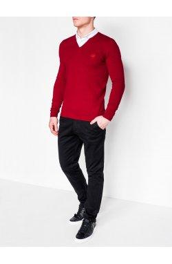 Джемпер мужской 120 - красный