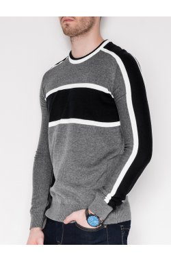 Джемпер мужской 145 - Темно- Серый