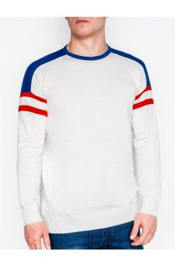 Джемпер мужской 146 - Белый