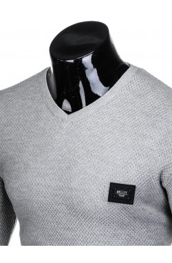 Джемпер мужской 147 - Серый