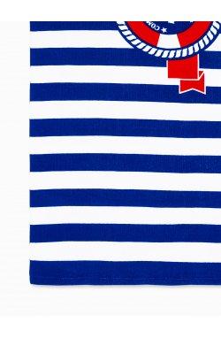 Beach towel A196 - Синий
