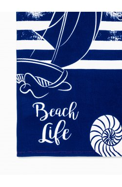 Beach towel A197 - Синий