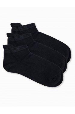 Men's socks U62 - черный 3-pack