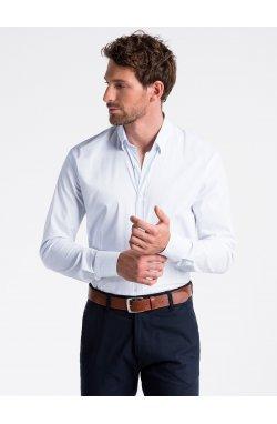 Рубашка мужская R496 - Белый
