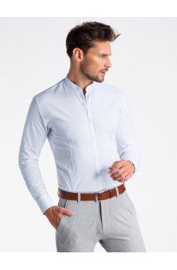 Рубашка мужская R497 - Белый