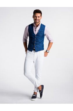 Men's vest V50 - Синий