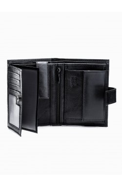 Men's wallet A248 - черный