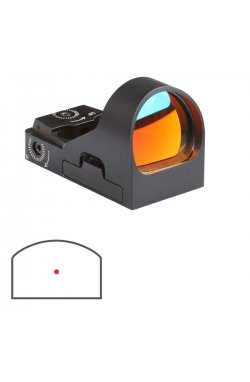 Прицел коллиматорный Delta DO MiniDot HD 26x21 mm
