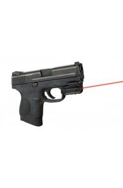 Лазерный целеуказатель LaserMax Spartan регулируемый (красный)