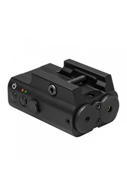 Лазерный целеуказатель NcStar Red Green Laser