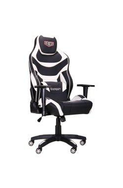 Кресло VR Racer Expert Virtuoso черный/белый