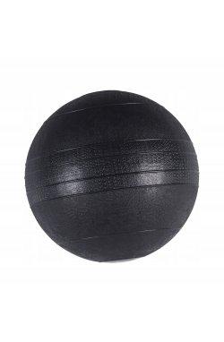 Слэмбол (медицинский мяч) для кроссфита SportVida Slam Ball 2 кг SV-HK0196 Black