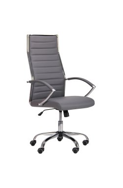 Кресло Jet HB (XH-637) серый