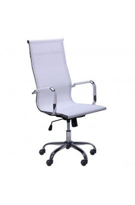 Крісло Slim Net HB (XH-633) білий - AMF - 512067