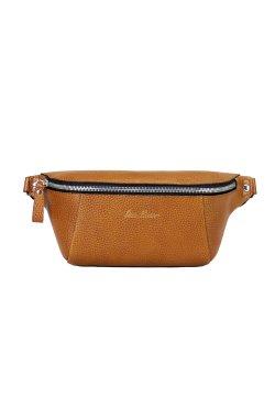 Кожаная сумка на пояс или плечо Issa Hara - BT1-05(14-00)