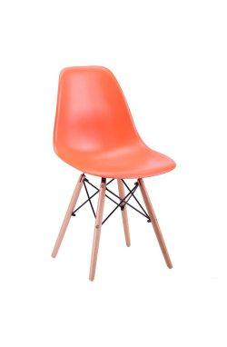 Стул Aster PL Wood Пластик Оранжевый