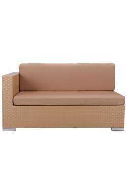 Комплект мебели Puerto из ротанга Elit (SC-B6017) Sand AM3041 ткань A14203